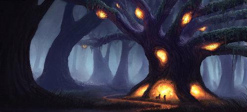 Display jumbo piotr dura tree of enlightenment 2k