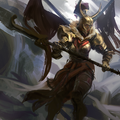 legion commander with video process dota 2 by mike.azevedo