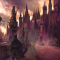 yharnam cathedral ward by silberius