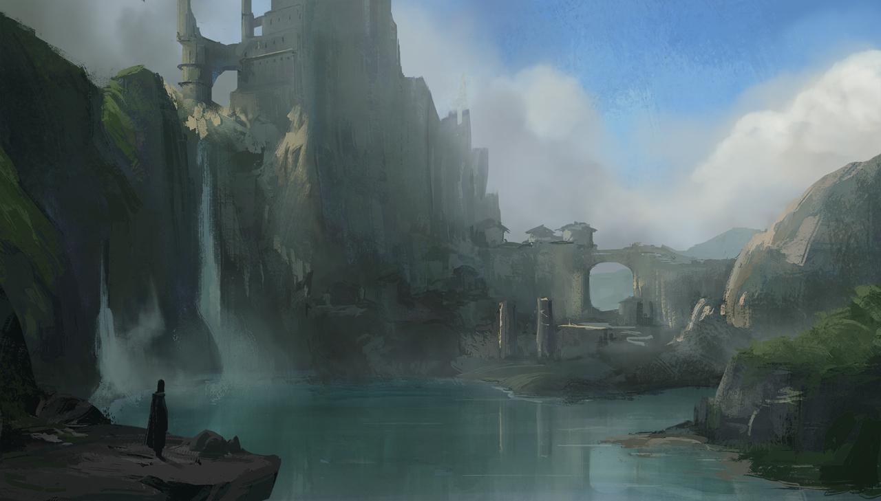 waterfall by dylan_eurlings