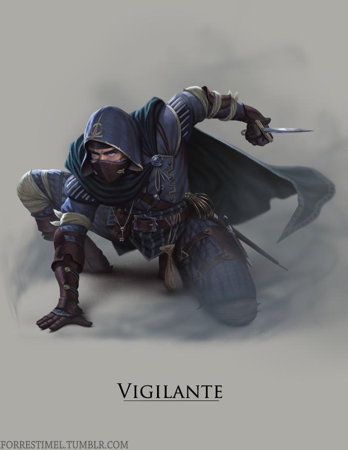 vigilante by forrestimel