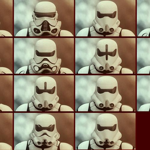 Thumb jumbo stormtrooper helmet concepts from fb group brainstorm