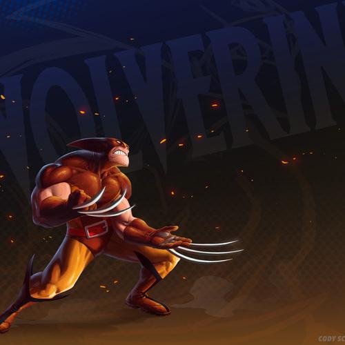 Wolverine by codyschroder