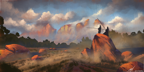 Display jumbo desert exploration web