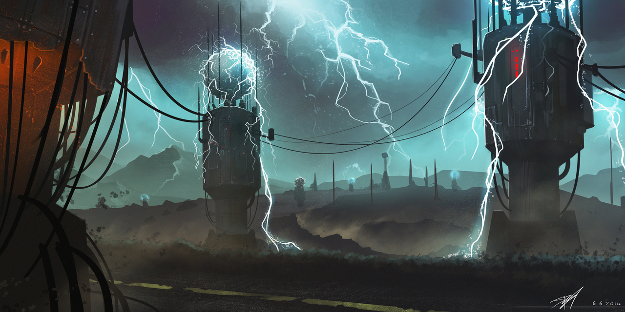 thunder pass by jbdesign