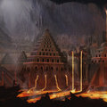 dwarven caverns by elderscroller