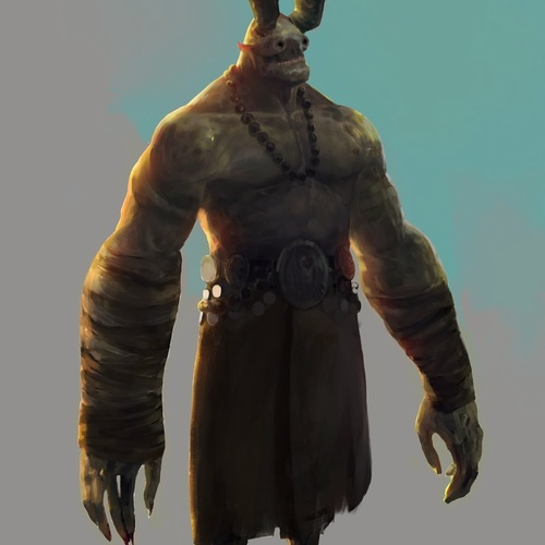 Demon2 by davidgau