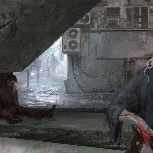 Jiang Shi by blewzen