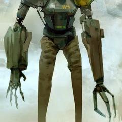 robot by davidgau