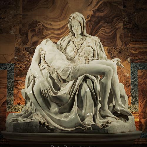 Pieta Reconstruction by lowrez