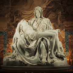 pieta reconstruction by lowrez