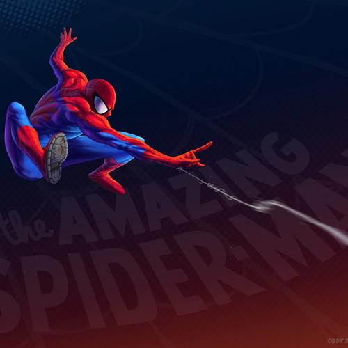 The Amazing Spider Man by codyschroder