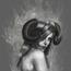 devil girl by barondzines
