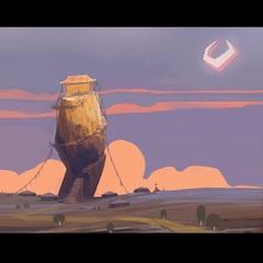 landscape by davidgau