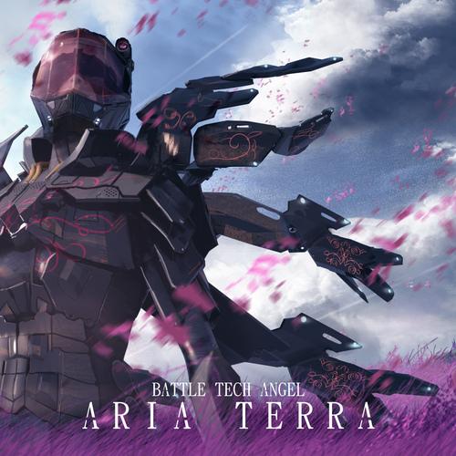 Battle Tech Angel Aria Terra by przemek.duda