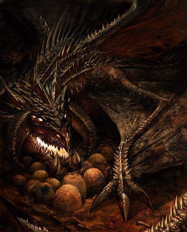 dragon by bettyjiang