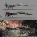 chauliodus bathynomus giganteus by loperacano
