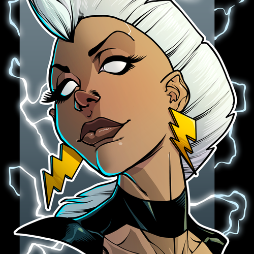 Storm by dlx_artist