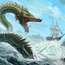 tidal wave dragon by manfred_rohrer