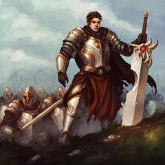 legion commander by artdeepmind