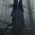 forrest witch by jensfiedler