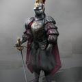 kings guard knight by jensfiedler