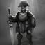 mushroom-knight by jensfiedler
