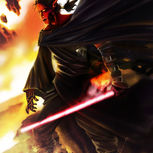 Star Wars Sith by trupti.gupta