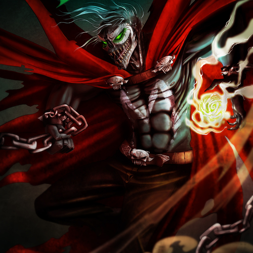 Spawn Fanart by trupti.gupta