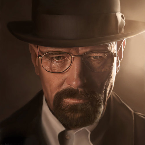 Walter White by sparatik