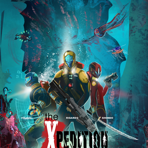 Xpedition Poster by fernanders