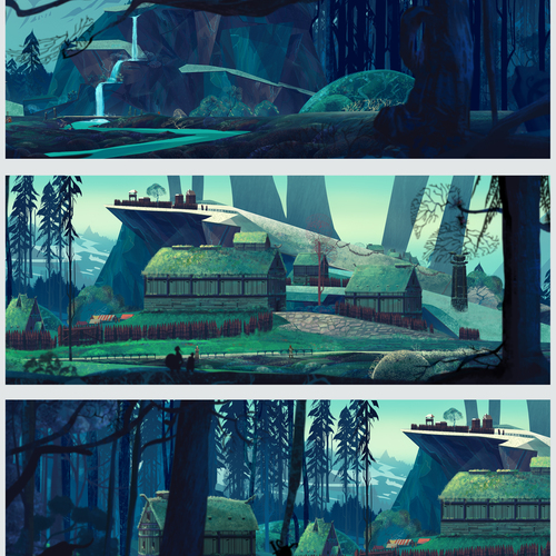Environment Arts by fernanders