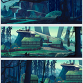 environment arts by fernanders