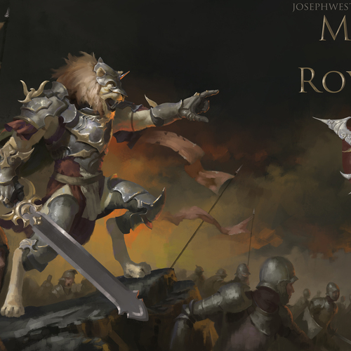 Mark Of Royalty   Battle Scene by royal