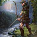 elf the deer hunter by matejkovacic
