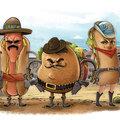 fast food banditos by berov