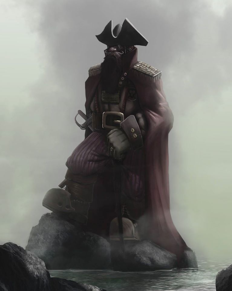 pirate by fedeginabreda