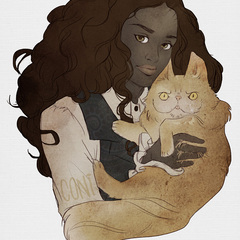 hermione by coni