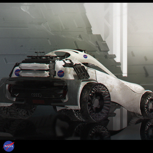Nasa 4 by fedeginabreda