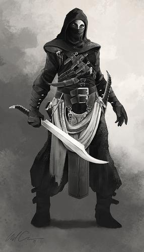 Display jumbo shadow assassin
