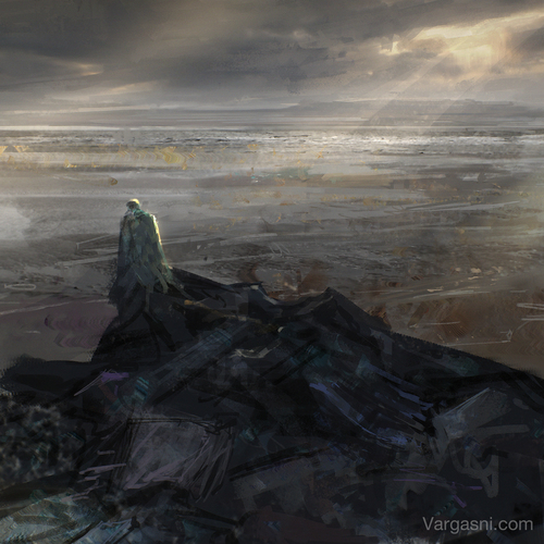 Environment Exploration by vargasni