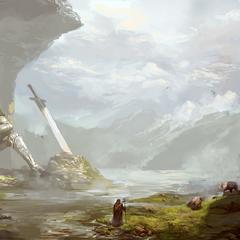 giant knight by blambo