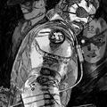 metal gear solid v fanart v4 sketch version by chemamansilla