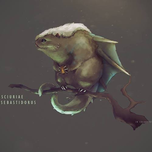 Sciuriae Sebastidorus by inkognit
