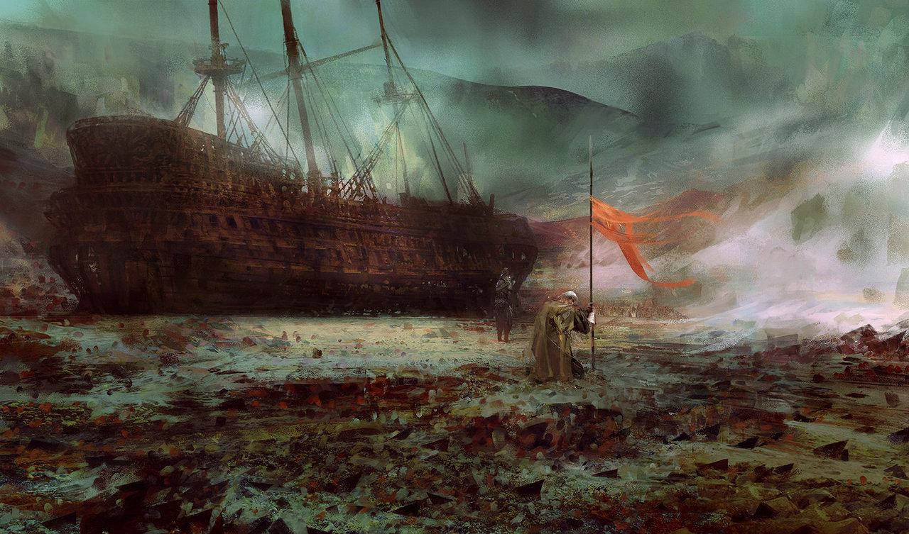 wrecks by simon_goinard