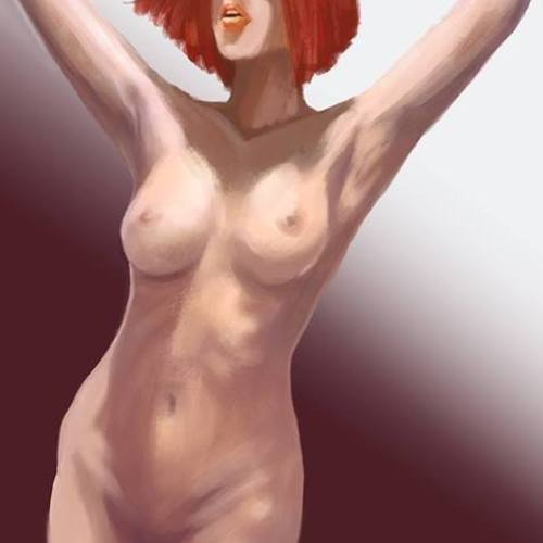 Figure Study by protagonist