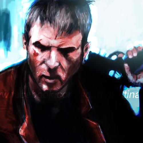 Blade Runner by martiniadam
