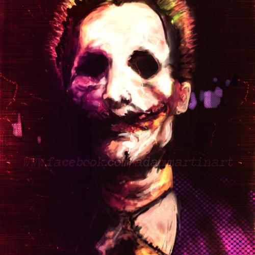 The Joker by martiniadam