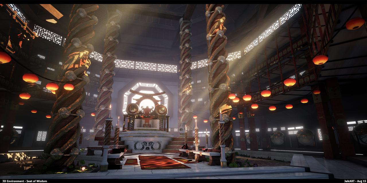 seat of wisdom 01 by jaik