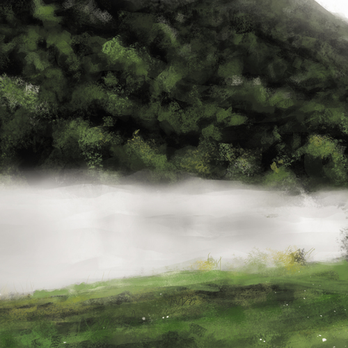 The Fog by raschomon